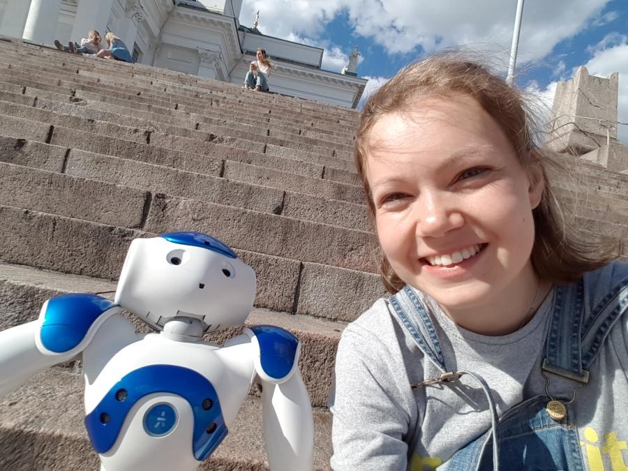 Do robots like icecream?